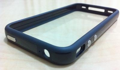 iPhone4バンパー