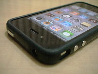 iPhone4ケース装着完了