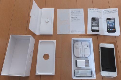 iPhone5一式