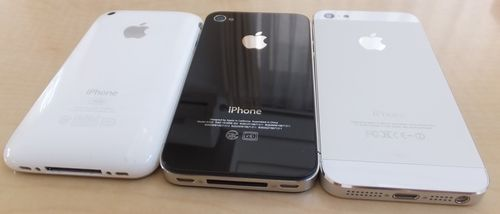 iPhone3G/4/5