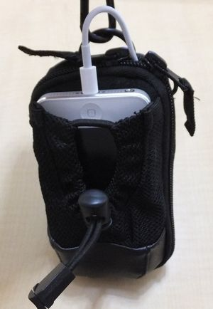バッテリーとiPhone