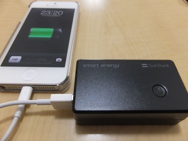 SoftBank SELECTION smart energy LU01 for smartphones